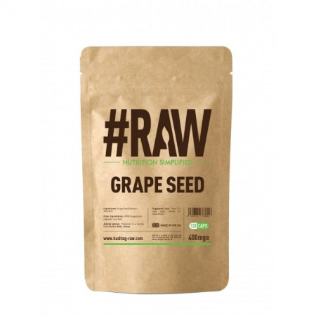 RAW Grape Seed 120kap wege