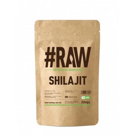 RAW Shilajit 120kap wege