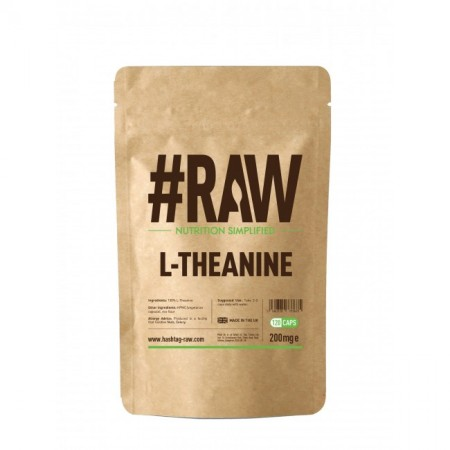 RAW L-Theanine 120kap wege