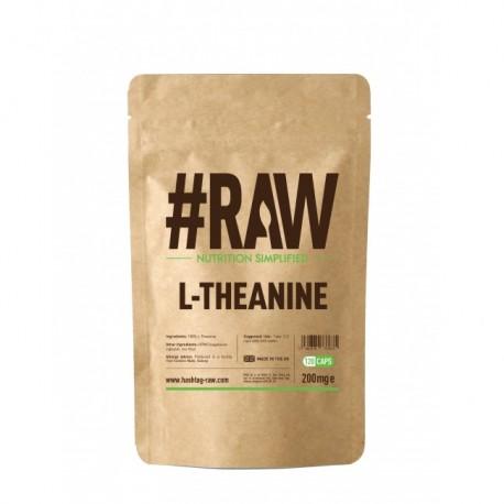 RAW L-Theanine 120kap wege