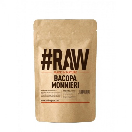 RAW Bacopa Monnieri 50g