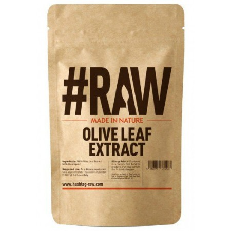 RAW Olive Leaf Extract 50g