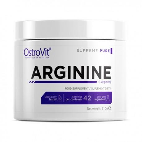 OSTROVIT Supreme Pure Arginina 210g