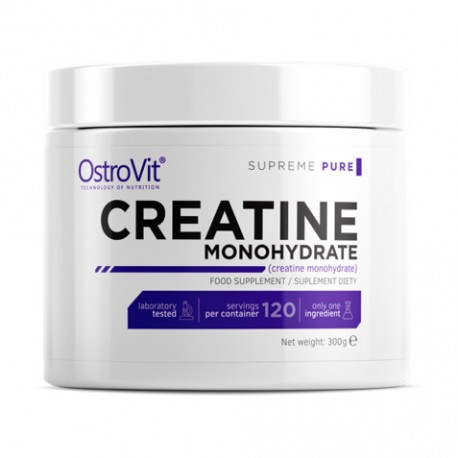 OSTROVIT Supreme Pure 100% Creatine 300g