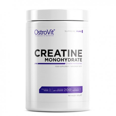OSTROVIT Supreme Pure 100% Creatine 500g