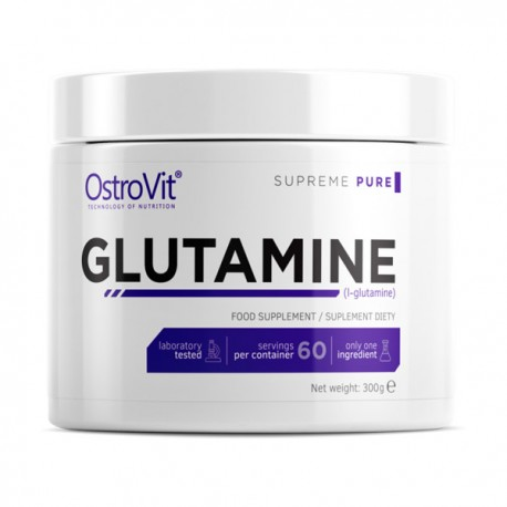 OSTROVIT Supreme Pure Glutamina 300g