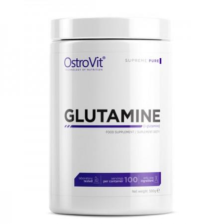 OSTROVIT Supreme Pure Glutamina 500g