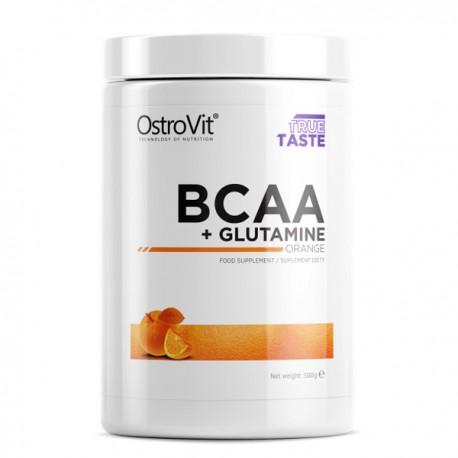 OSTROVIT BCAA + Glutamina 500g