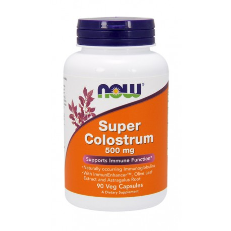 NOW FOODS Super Colostrum 120wege kaps