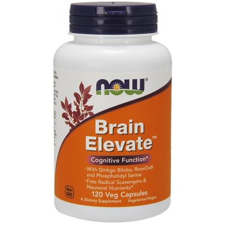 NOW FOODS Brain Elevate 120kap wege