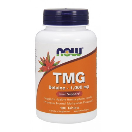 NOW FOODS TMG 100tab