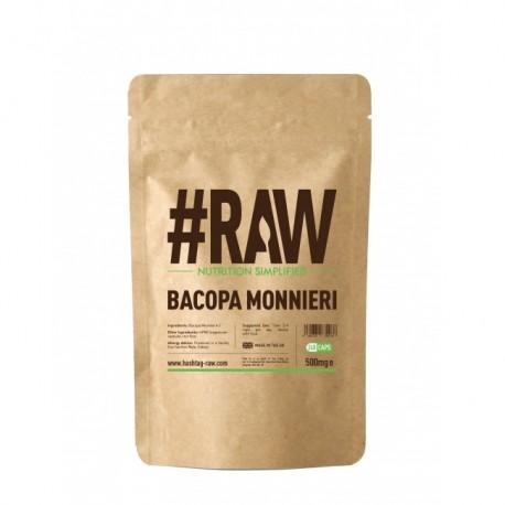 RAW Bacopa Monnieri 120kap 500mg