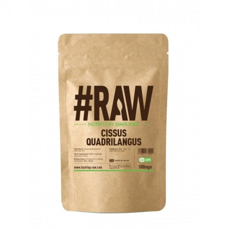 RAW Cissus Quadrilangus 240kap 500mg