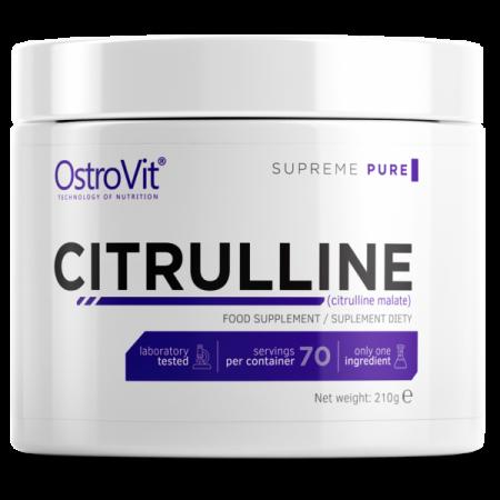 OSTROVIT Supreme Pure 100% Cytrulina 210g