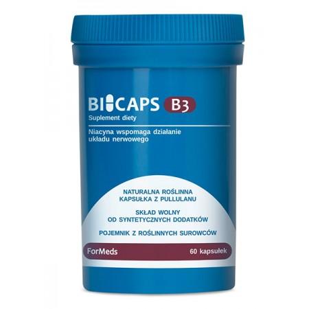 FORMEDS Bicaps B3 60kap Niacyna