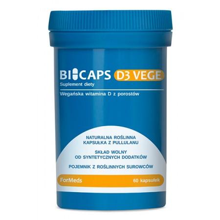 FORMEDS Bicaps D3 Vege 60kap