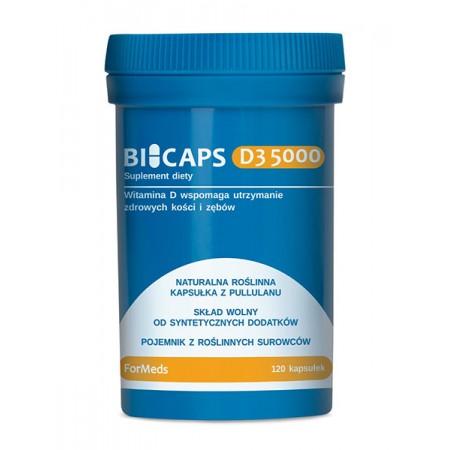 FORMEDS Bicaps D3 5000 120kap