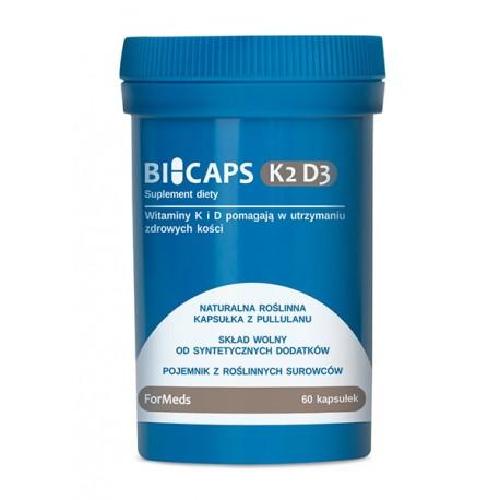FORMEDS Bicaps K2 D3 60kap