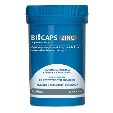 FORMEDS Bicaps Zinc (Cynk) 60kap