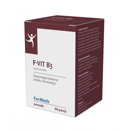 FORMEDS F-Vit B3 Niacyna 50mg