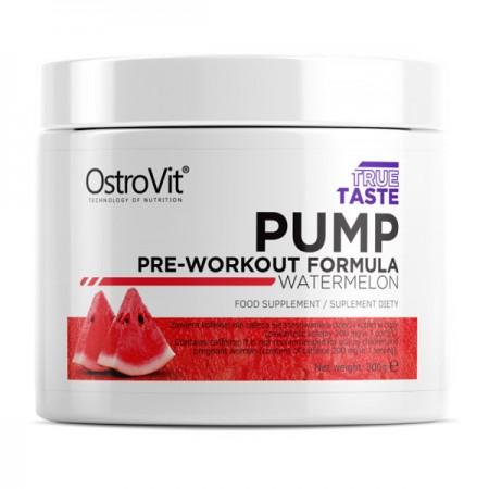 OSTROVIT Pump Pre-Workout Formuła 300 g