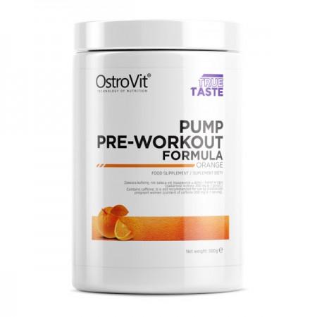 OSTROVIT Pump Pre-Workout Formuła 500 g