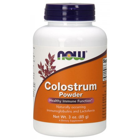 NOW FOODS Colostrum Powder 85g