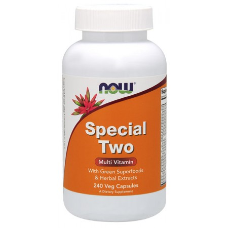 NOW FOODS Special Two 240kap