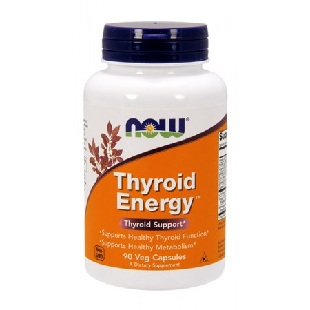 NOW FOODS Thyroid Energy 90kap wege