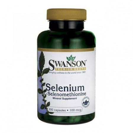 SWANSON Selenium 300kap Selen