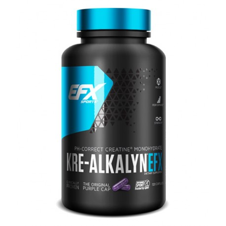 EFX SPORTS Kre-Alkalyn EFX 120kap