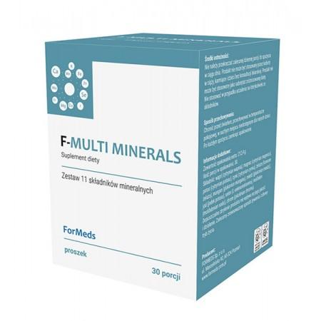 FORMEDS F-Multi Minerals 30porcji
