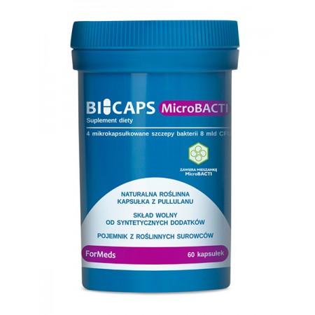 FORMEDS Bicaps MicroBACTI 60kap