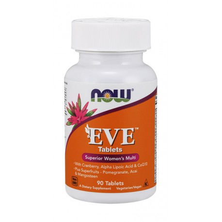 NOW FOODS Eve 90tab