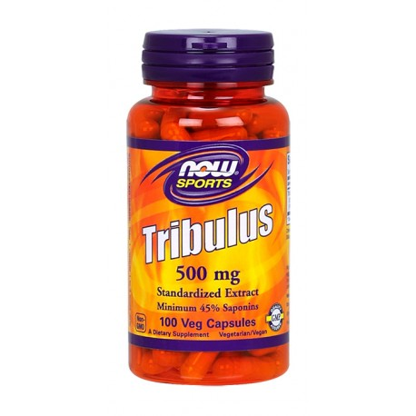 NOW SPORTS Tribulus 500mg 100kap wege