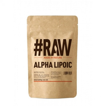 RAW ALA Alpha Lipoic Acid 100g