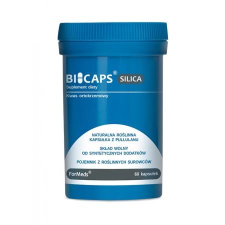 FORMEDS Bicaps Silica 60kap wege (Krzem)
