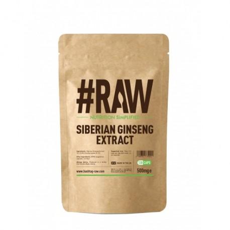 RAW Siberian Ginseng Extract 120kap wege