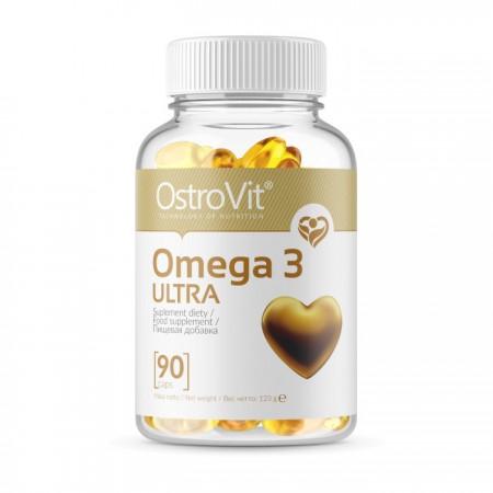 OSTROVIT Omega 3 ULTRA 90kap
