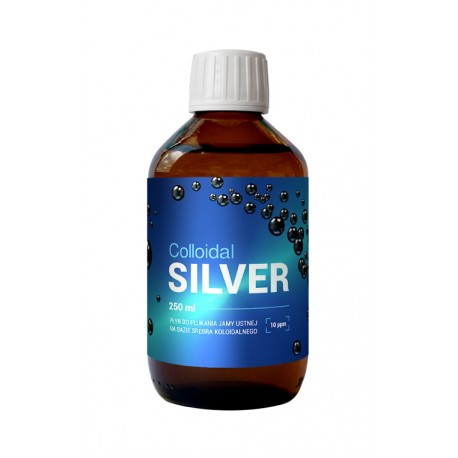 HEPATICA Colloidal Silver 250ml