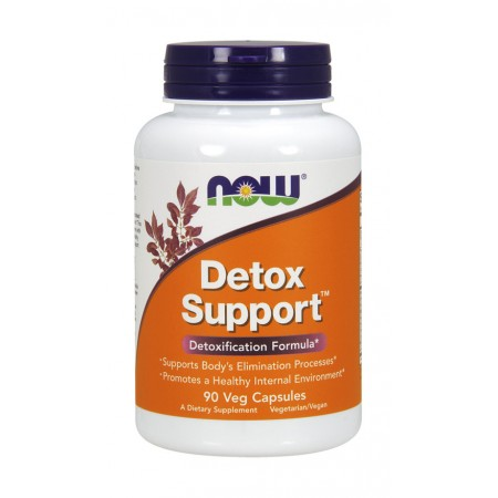 NOW FOODS Detox Support 90kap wege