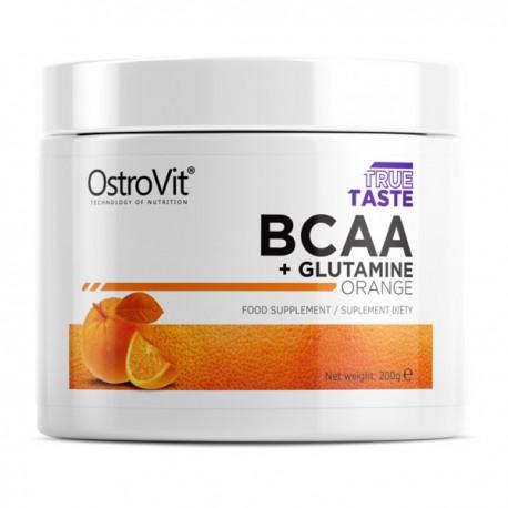 OSTROVIT BCAA + Glutamina 200g
