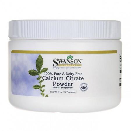 SWANSON Calcium Citrate 227g