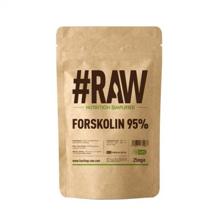 RAW Forskolin 95% 120kap wege
