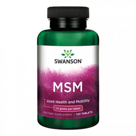 SWANSON MSM 120tab
