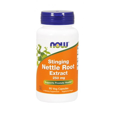 NOW FOODS Stinging Nettle Root 250mg 90kap