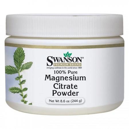 SWANSON Magnesium Citrate Powder 227g