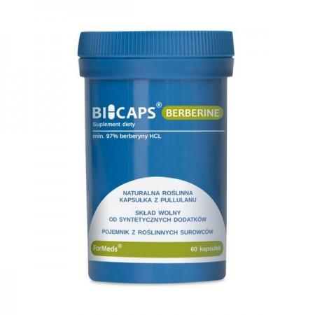 FORMEDS Bicaps Berberine 60kap