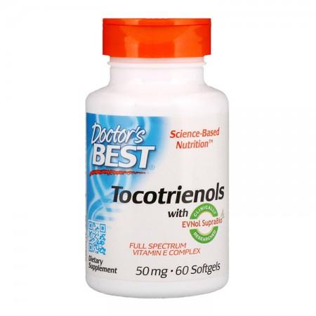 DOCTOR'S BEST Tocotrienols 90kap wege