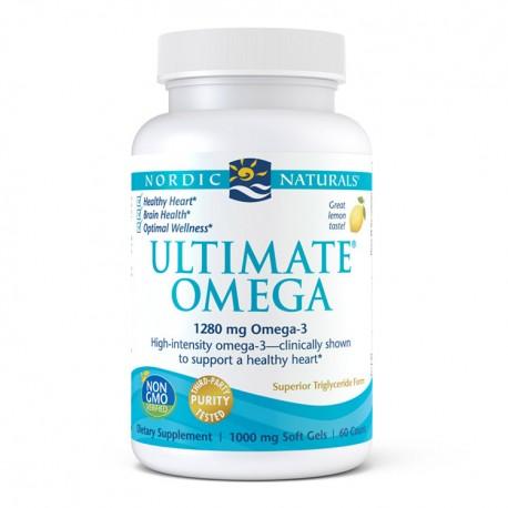 NORDIC NATURALS Ultimate Omega 60kap